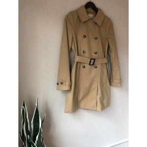 J. Crew icon trench coat
